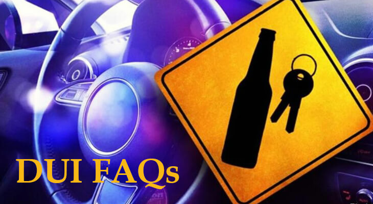 Important FAQs about DUI Defence in Edmonton
