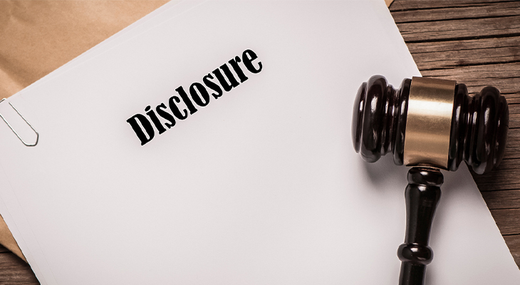 Things You Should Know About Disclosure In A Criminal Case